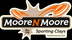 Moore N' Moore Sporting Clays Retina Logo